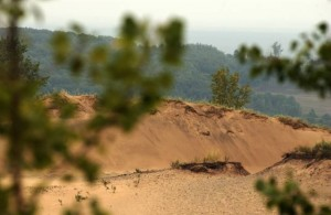 Sleeping Bear Dunes (Photo: MI Dept. of Natural Resources / David Kenyon)