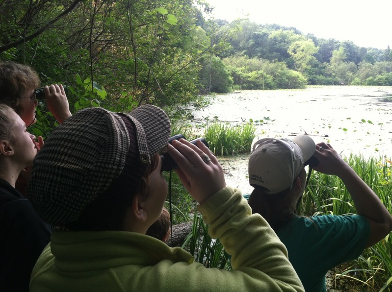 Class is in session at Michigan state parks