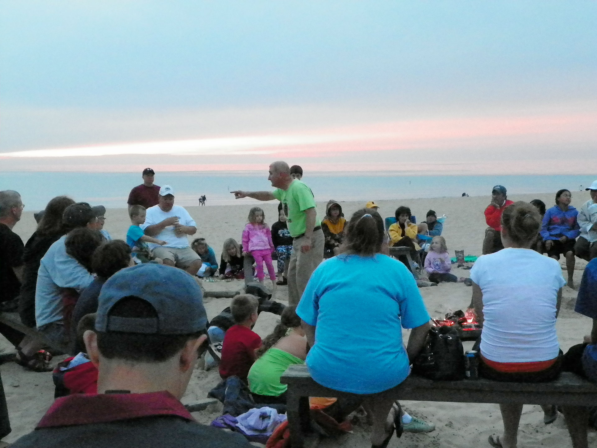 Michigan state parks act as summer classrooms