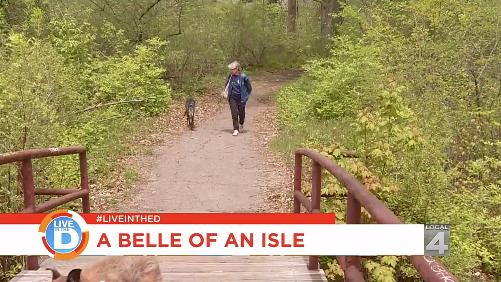Be A Belle Isle Volunteer