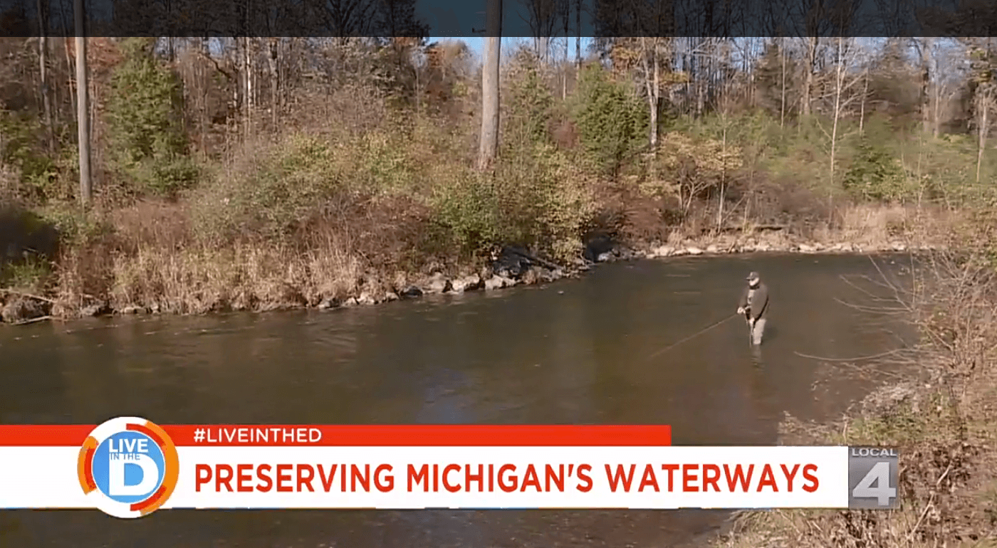 Preserving Michigan's Waterways