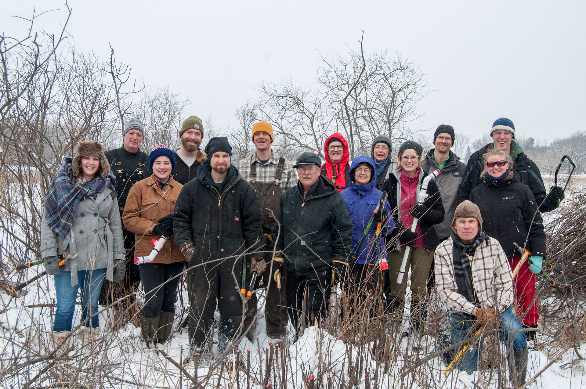 Volunteers critical to conservation at West Michigan nature preserve